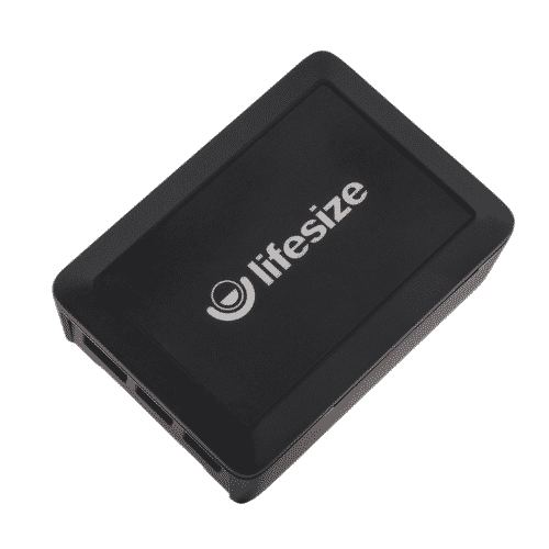 Lifesize Share als Erweiterung zur Lifesize-Icon-Serie ermöglicht drahtlose Präsentationen ohne Kabel und Adapter, auch mit Drittanbietern und anderen Videokonferenzsystemen kompatibel