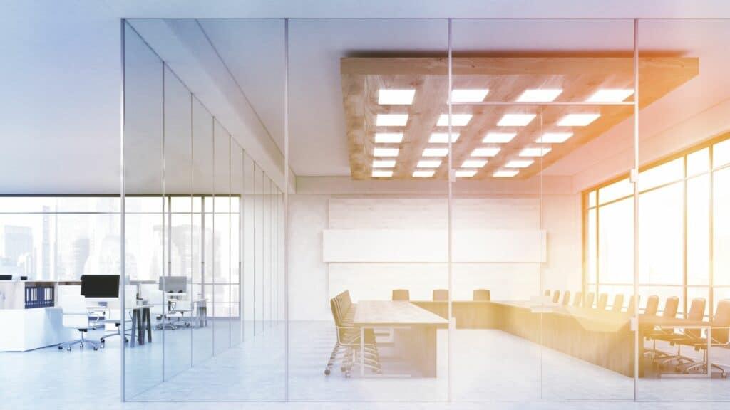Die perfekte Videokonferenzumgebung: Optimale Beleuchtung in Konferenzräumen und bei Videokonferenzen