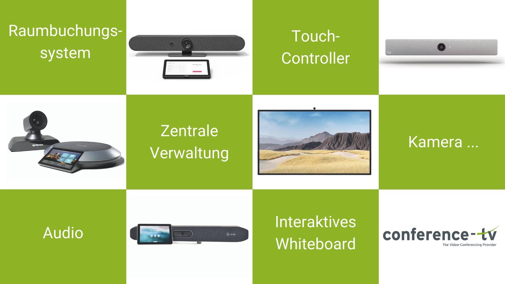 Hardware as a Service Angebote für Videokonferenz-Lösungen