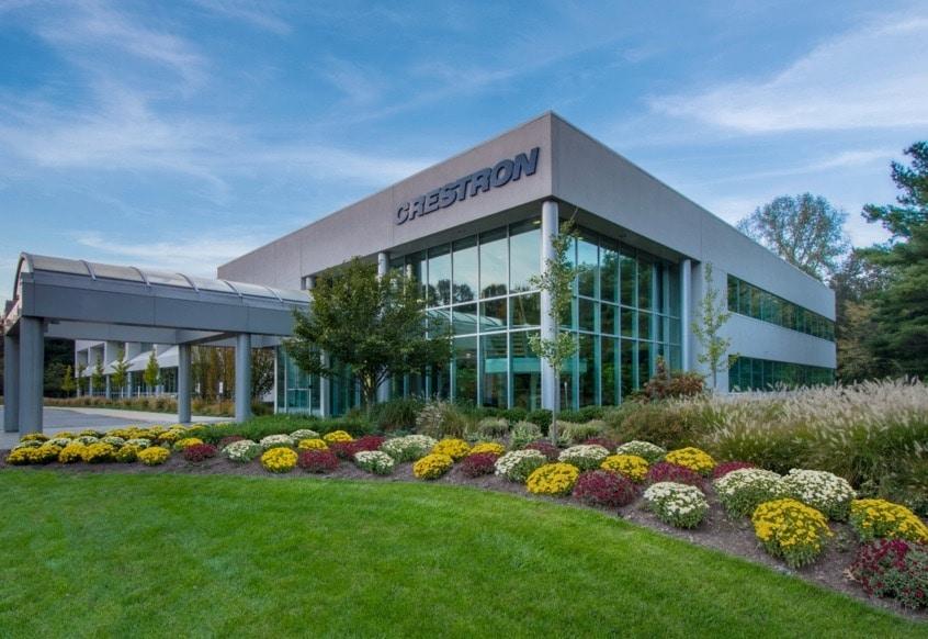 Crestron Firmenzentrale in den USA