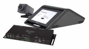 Crestron Flex UC MX70-U Videokonferenzsystem für mittlere Besprechungsräume bis 12 Personen